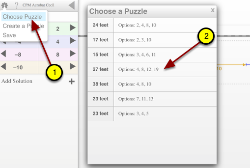 Choose from numerous puzzles available. Puzzles from 2-31 and Closure are included.