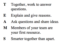 Collaborative Learning Expectations