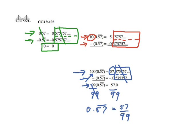 Finding the fraction equivalent: