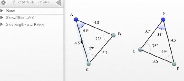 Link Two Angles: