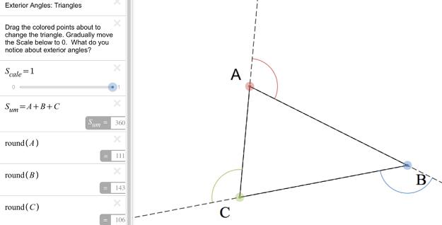Triangles: