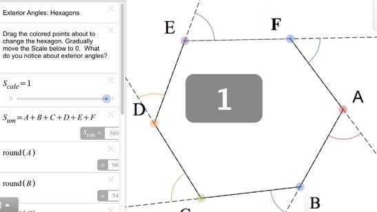 Hexagons:
