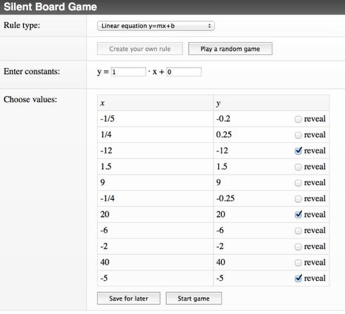 Modify the initial game board.