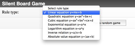 Step 1: Choose the Rule Type: