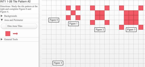 Int1 1-26 Tile Pattern #2: