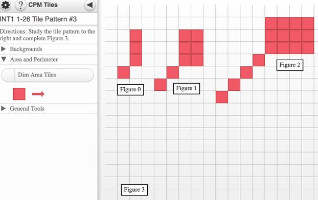 Int1 1-26 Tile Pattern #3: