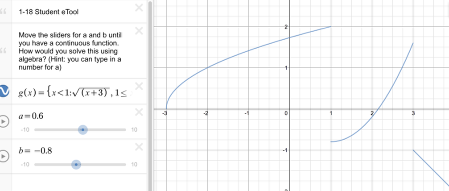 Calculus 1-18: