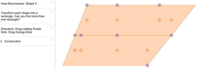 Area Decomposer: Shape 5