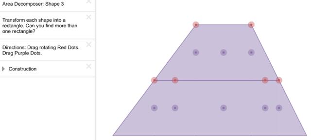 Area Decomposer: Shape 3