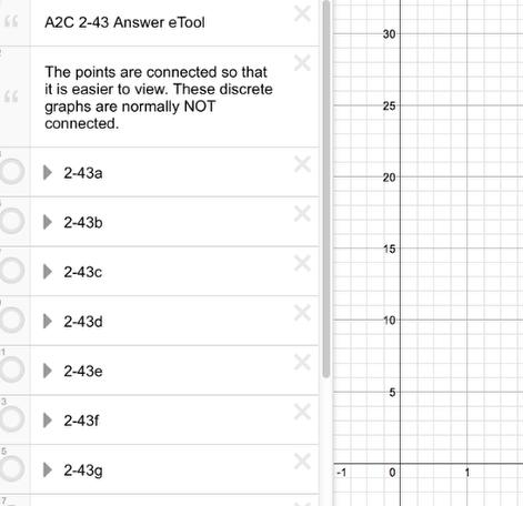 2-43 Answer eTool: