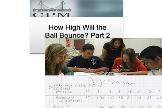 The Bouncing Ball Part 2: