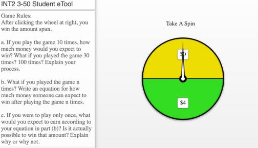 Int2 3-50 Student eTool: