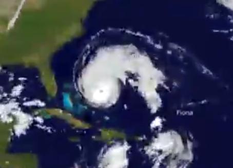 Hurricane Spin (YouTube)
