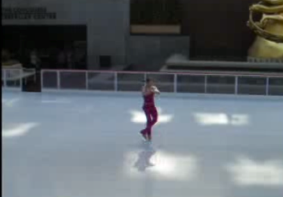 World Record Figure Skating Spin (YouTube)