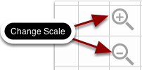 Explore 2: Change the scale!