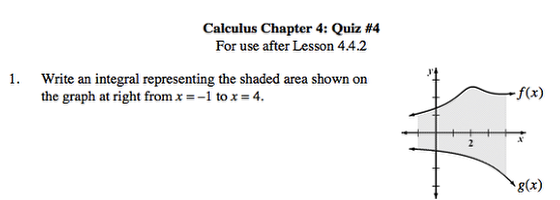 4. Assessments include quizzes for various sections.