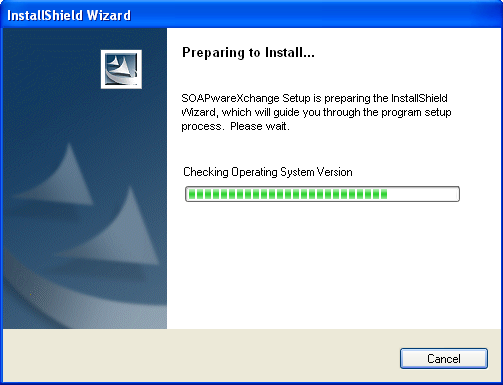 Install SOAPwareXchange