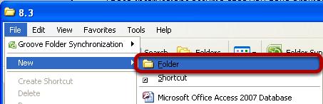 Create the soapwaretemp folder