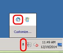 2. Locate the CloudSync Service