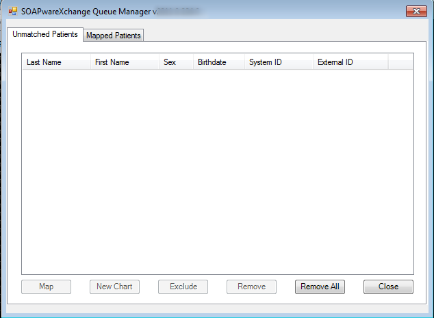 SOAPwareXchange Queue Manager