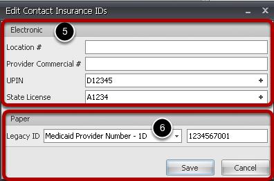 Add additional IDs