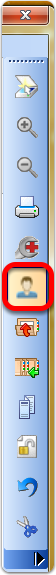 Add Open Current Patient Account Button to Toolbar