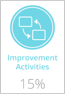 Improvement Activities - 15%