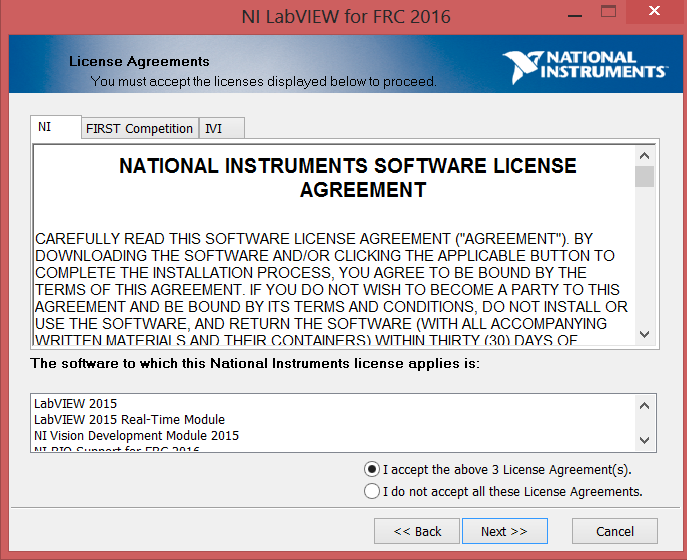 License Agreements (1)