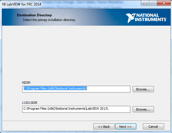Installation Location