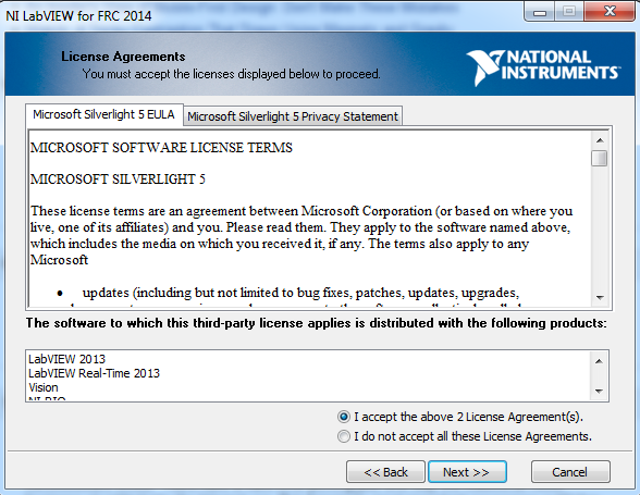 License Agreements 2