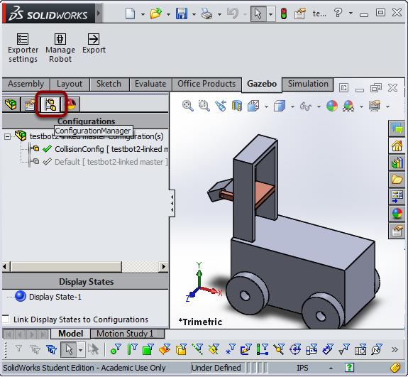 SolidWorks Configurations