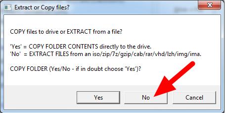 Copy Files Dialog
