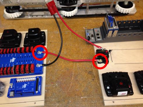 Wire Breaker to PDB