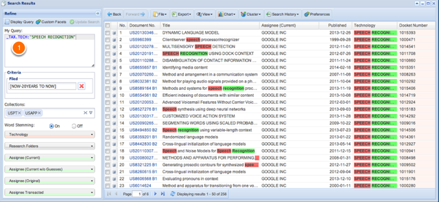 Searching Custom Fields Using Field Codes