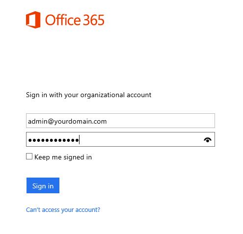 Admin Portal