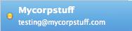 Account Setup Successful