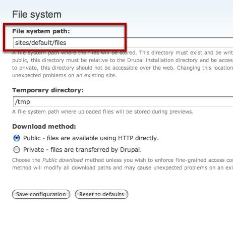 Verify File System Path