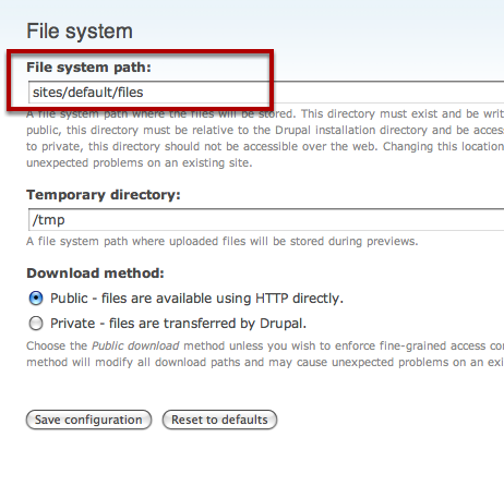 Verify File System Path
