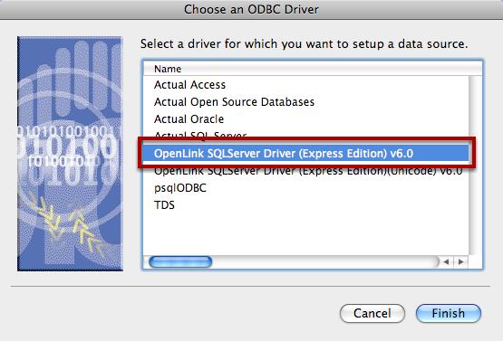 Select Driver