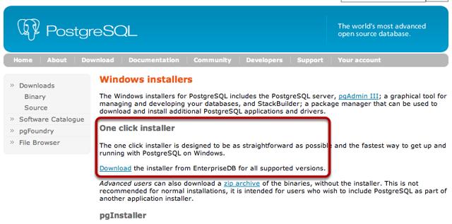 Download Installer