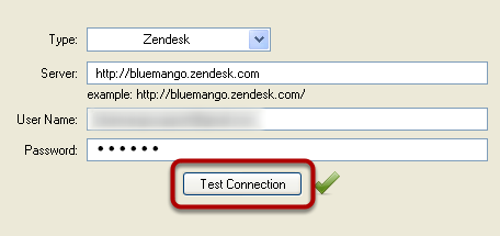 Test the Connection