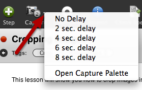 Select a Delay