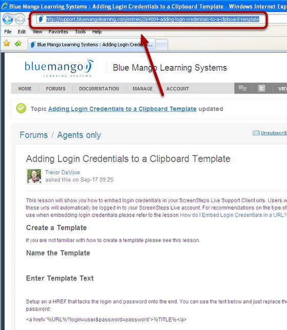 Copy Forum Post URL to Clipboard