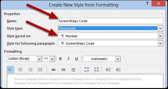 ScreenSteps Code