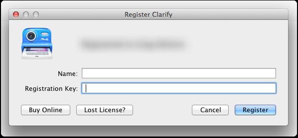 Enter your registration information