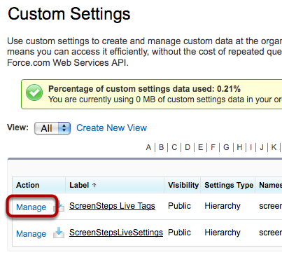 Manage ScreenSteps Live Tags