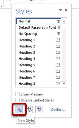 Add Custom Styles