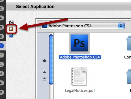 Click Clipboard icon