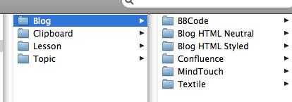 Copy Template to Folder