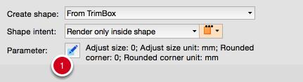 Shapes based on MediaBox, CropBox, BleedBox, TrimBox, ArtBox